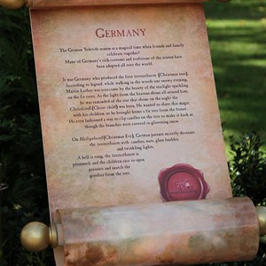 1 of 6: Holidays Around the World at Epcot - Holiday Storytellers - Germany - A Christmas Wish