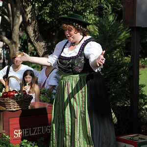 2 of 6: Holidays Around the World at Epcot - Holiday Storytellers - Germany - A Christmas Wish