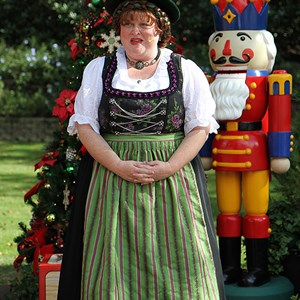 5 of 6: Holidays Around the World at Epcot - Holiday Storytellers - Germany - A Christmas Wish