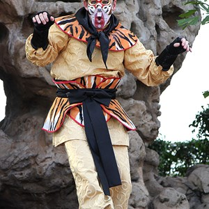 4 of 6: Holidays Around the World at Epcot - Holiday Storytellers - China - The Monkey King