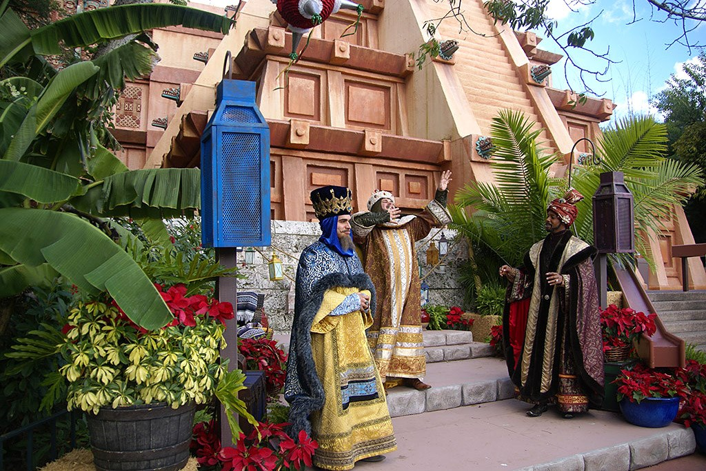 Holiday Storytellers - Mexico - Los Tres Reyes Magos