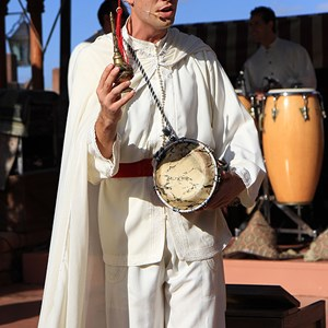 3 of 6: Holidays Around the World at Epcot - Holiday Storytellers - Morocco - Taarji Morocco