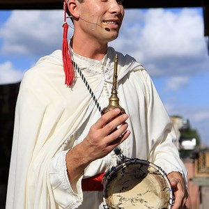 5 of 6: Holidays Around the World at Epcot - Holiday Storytellers - Morocco - Taarji Morocco