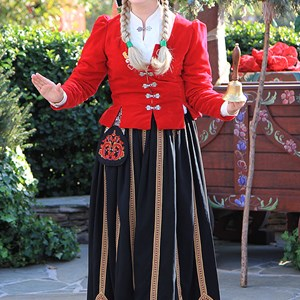 1 of 4: Holidays Around the World at Epcot - Holiday Storytellers - Norway - Merry Mischief