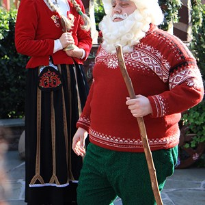 2 of 4: Holidays Around the World at Epcot - Holiday Storytellers - Norway - Merry Mischief