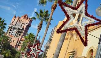 Holidays Happen Here Dance Party coming to Center Stage at Disney's Hollywood Studios