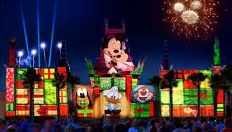 Santa Claus meet and greet coming to Disney's Hollywood Studios for the holidays