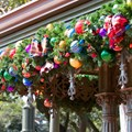 Holidays at the Magic Kingdom - Christmas Holidays decorations at the Magic Kingdom 2012