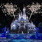Frozen castle lighting concept art
