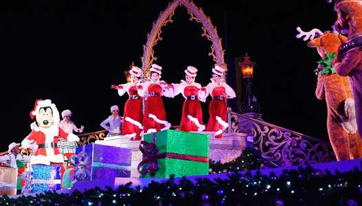 New Year's Eve entertainment line-up at Walt Disney World