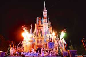 Filming schedule for the upcoming ABC Holiday Specials at Walt Disney World