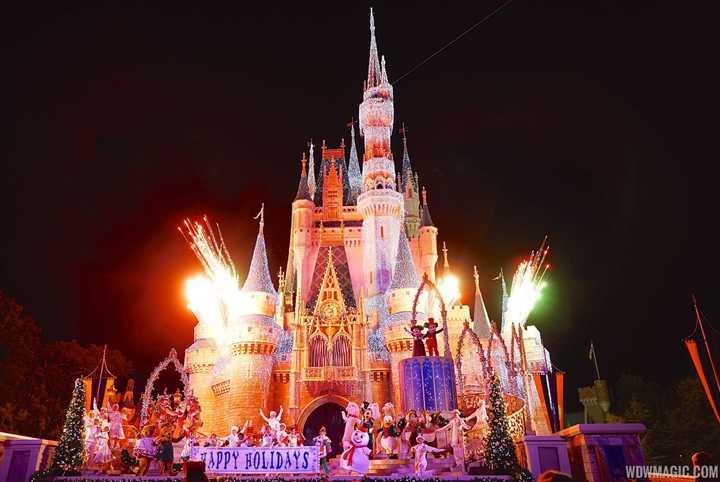 Santa Claus meet and greet now open at the Magic Kingdom