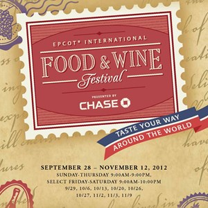 1 of 13: Epcot International Food and Wine Festival - 2012 Special Event Experiences guide