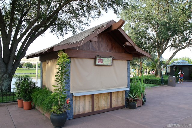 Epcot International Food and Wine Festival - 2012 International Food and Wine Festival kiosks - Hawai'i