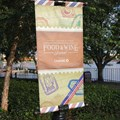 International Food and Wine Festival - 2012 International Food and Wine Festival banner