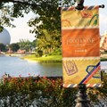 Epcot International Food and Wine Festival - 2012 International Food and Wine Festival banner