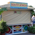 International Food and Wine Festival - 2012 International Food and Wine Festival kiosks - South Africa