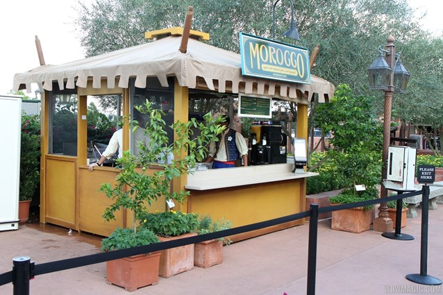 Epcot International Food and Wine Festival - 2012 Food and Wine Festival - Morocco kiosk