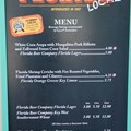 Epcot International Food and Wine Festival - 2012 Food and Wine Festival - Florida Local kiosk menu and prices