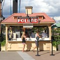 International Food and Wine Festival - 2012 Food and Wine Festival - Poland kiosk