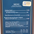 International Food and Wine Festival - 2012 Food and Wine Festival - Germany kiosk menu and prices