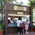 International Food and Wine Festival - 2012 Food and Wine Festival - Cheese kiosk