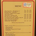International Food and Wine Festival - 2012 Food and Wine Festival - Craft Beers kiosk menu and prices