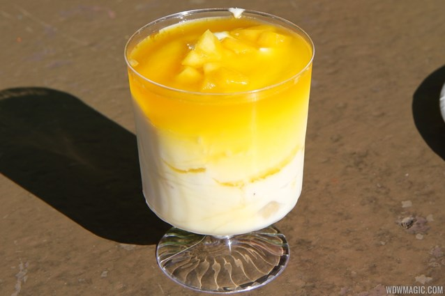 International Food and Wine Festival - China - Mango Tapioca Pudding