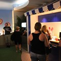 Epcot International Food and Wine Festival - 2012 Food and Wine Festival - Chase cardholder lounge beverage area