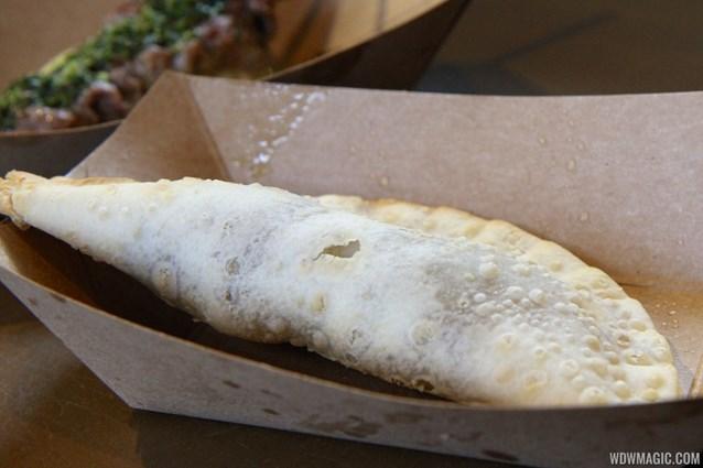 Epcot International Food and Wine Festival - Argentina - Beef Empanada