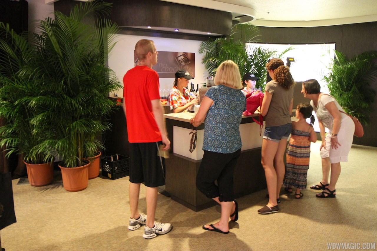 2012 Food and Wine Festival Festival Center