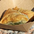 Epcot International Food and Wine Festival - Greece- Spanakopita