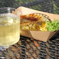 Epcot International Food and Wine Festival - Florida Local - Florida Orange Grove Hurricane Class 5, Florida White Sangria