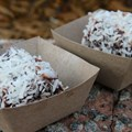 Epcot International Food and Wine Festival - Australia - Lamington cake