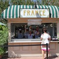 Epcot International Food and Wine Festival - 2013 Epcot International Food and Wine Festival marketplace - France kiosk