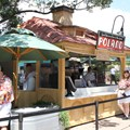 Epcot International Food and Wine Festival - 2013 Epcot International Food and Wine Festival marketplace - Poland kiosk