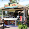 International Food and Wine Festival - 2013 Epcot International Food and Wine Festival marketplace - South Africa kiosk