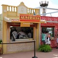 International Food and Wine Festival - 2013 Epcot International Food and Wine Festival marketplace - Australia kiosk