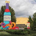 Epcot International Food and Wine Festival - 2013 Epcot International Food and Wine Festival marketplace - Festival center