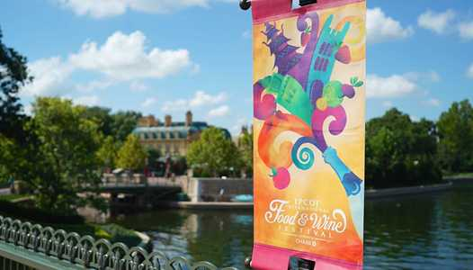 Exclusive benefits and events for Chase Disney Visa Cardmembers at this year's Epcot Food and Wine Festival
