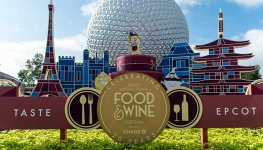 The Chew at Epcot's Food and Wine Festival airs all this week on ABC