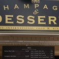 International Food and Wine Festival - Desserts and Champagne