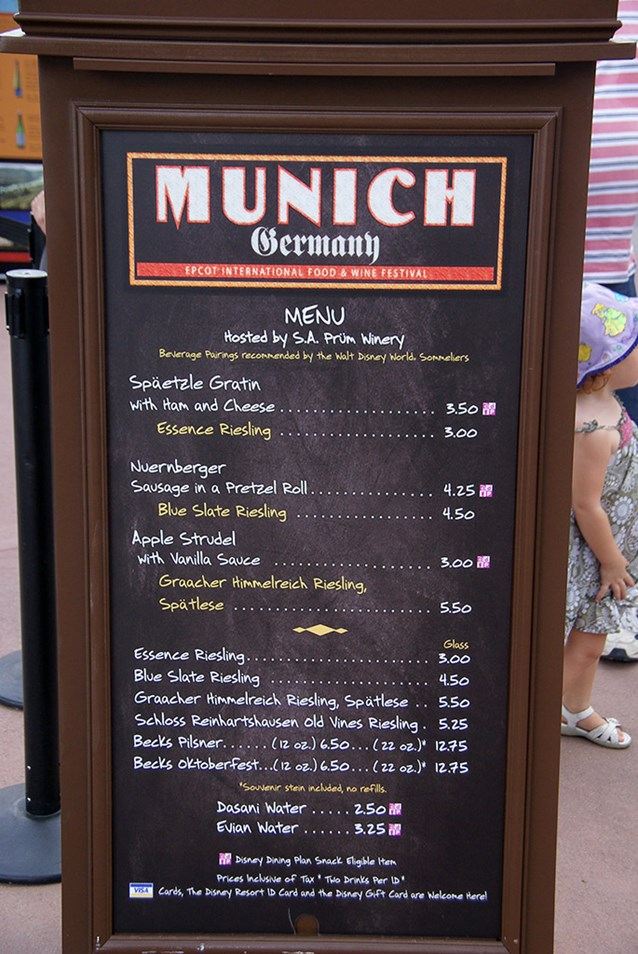 International Food and Wine Festival - Munich