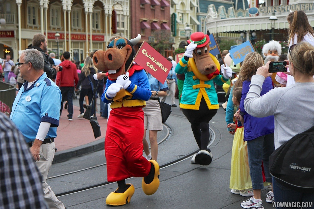 Limited Time Magic - Long-lost Disney friends