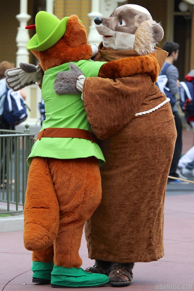 Limited Time Magic - Limited Time Magic - Long-lost Disney friends - Robin Hood and Friar Tuck