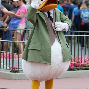 7 of 12: Limited Time Magic - Limited Time Magic - Long-lost Disney friends - Ludwig Von Drake