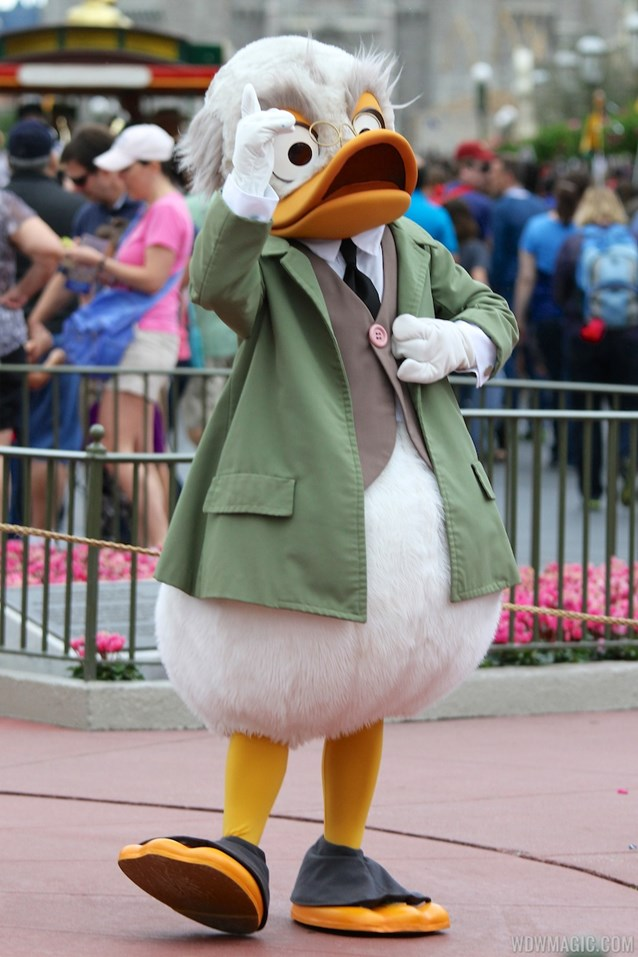 Limited Time Magic - Limited Time Magic - Long-lost Disney friends - Ludwig Von Drake