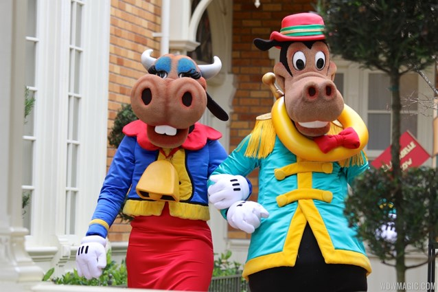 Limited Time Magic - Limited Time Magic - Long-lost Disney friends - Clarabelle Cow, Horace Horsecollar