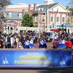 Limited Time Magic - Super Celebration pre parade
