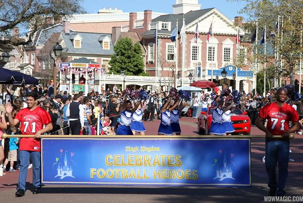 Limited Time Magic - Super Celebration pre parade